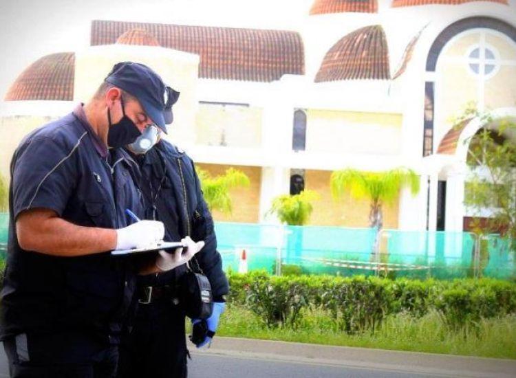 Επ. Αμμοχώστου: Τρεις καταγγελίες για μη χρήση μάσκας