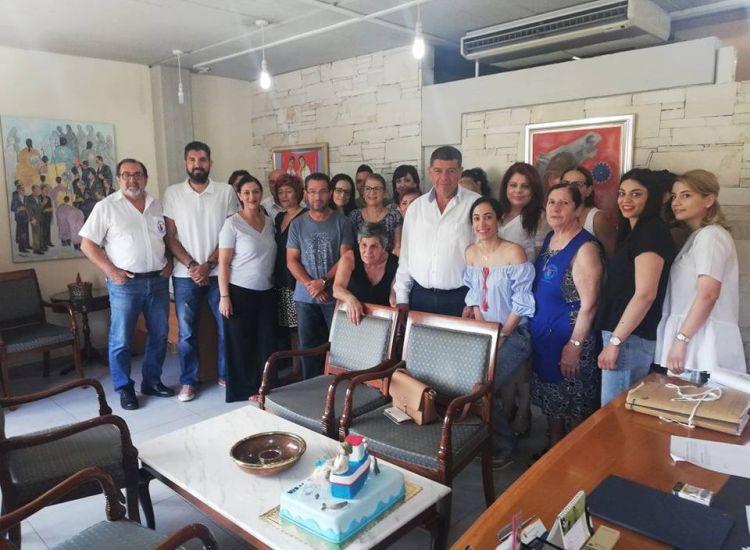 Έκπληξη στον Δήμαρχο Παραλιμνίου από το προσωπικό του Δήμου