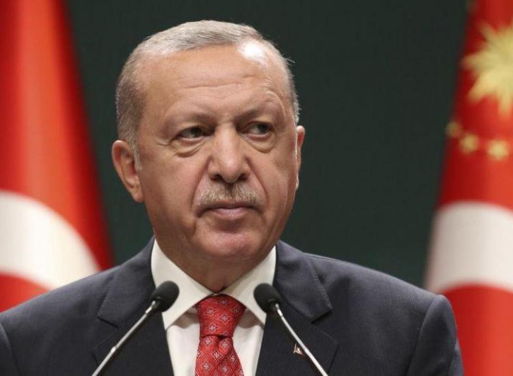 Ερντογάν: Λύκοι Μακρόν, Μητσοτάκης - Δεν θα μας φάτε είμαστε μεγάλοι