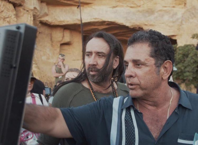 Και στο Λιοπέτρι γυρίσματα της ταινίας του Nicolas Cage