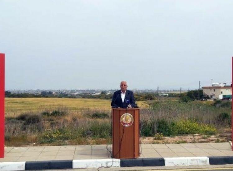 Κυπριανού από Δερύνεια: Καμία συμφωνία χωρίς επιστροφή Αμμοχώστου & Μόρφου υπό Ε/κ διοίκηση
