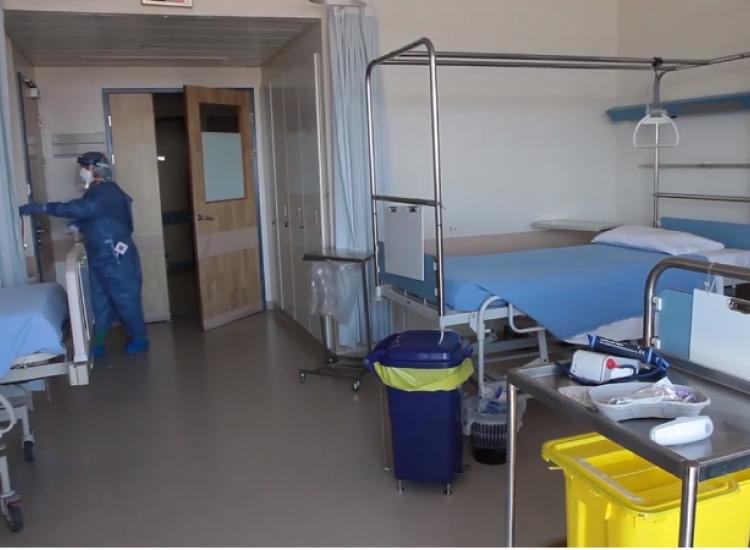 «Όλοι στο Νοσ. Αμμοχώστου αγκαλιάζουν τους ασθενείς ωσάν να είναι οικογένειά τους»