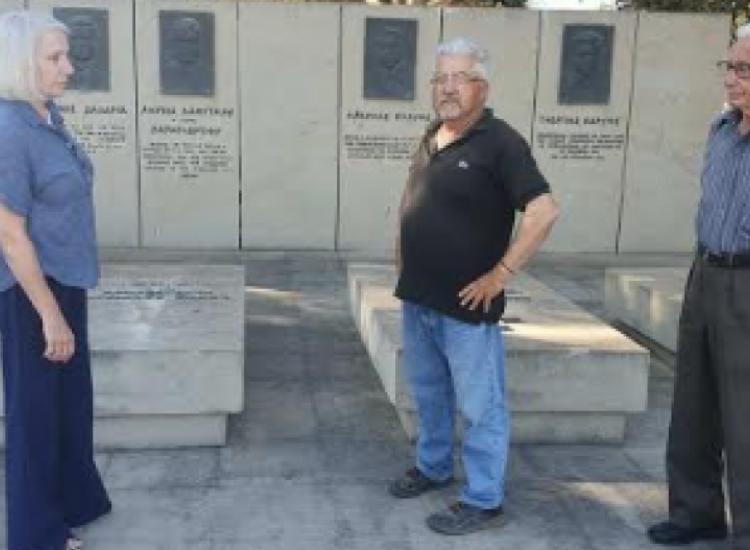 Αυγόρου: Το ΑΚΕΛ εξέφρασε τον αποτροπιασμό του για τη βεβήλωση τάφων αγωνιστών της ΕΟΚΑ