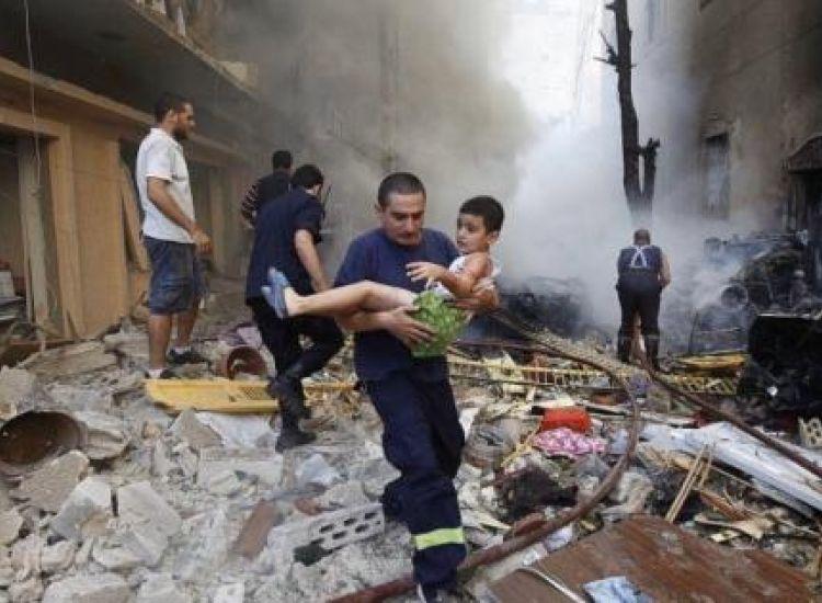 Άστεγοι Κύπριοι που διαμένουν κοντά στο σημείο της τραγωδίας στη Βηρυτό (ΒΙΝΤΕΟ)