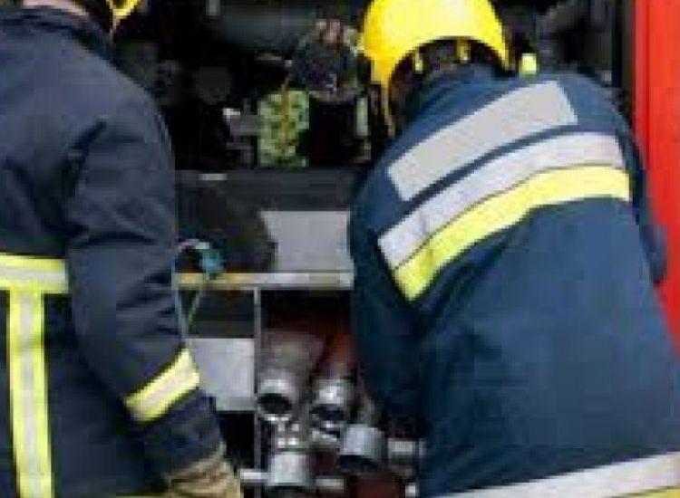 Δερύνεια: Ρούχα σε μπόιλερ θέρμανσης έβαλαν... φωτιά σε υποστατικό