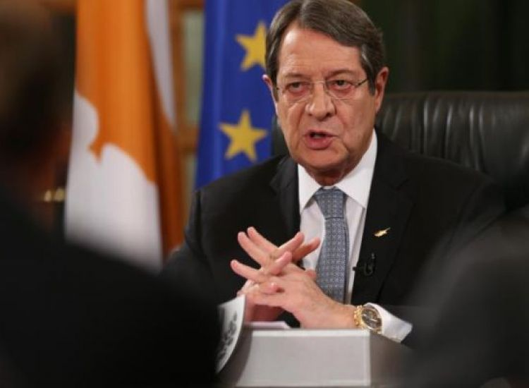 Εξαγγέλλει μέτρα κατά της διαφθοράς ο Πρόεδρος