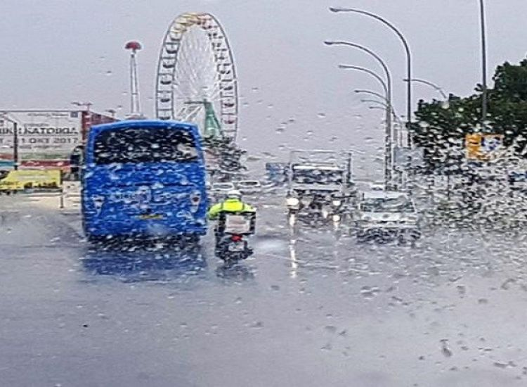 Μικρή η βροχόπτωση στο Φρέναρος