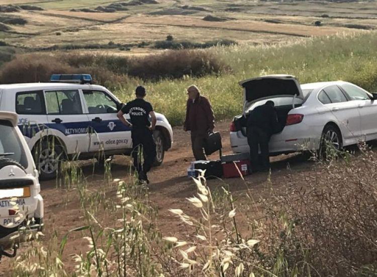 Ο «Ορέστης» υπέδειξε άλλο ένα πτώμα σε λάκκο στην Ορούντα