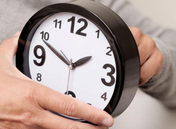 Πότε θα αλλάξει η ώρα