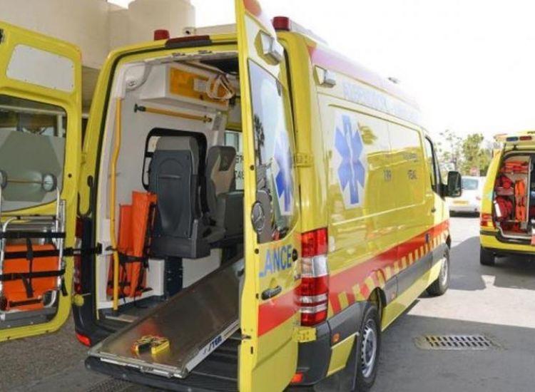 Ατύχημα Φρέναρος - Αυγόρου: Κάταγμα στον αυχένα η κοπέλα
