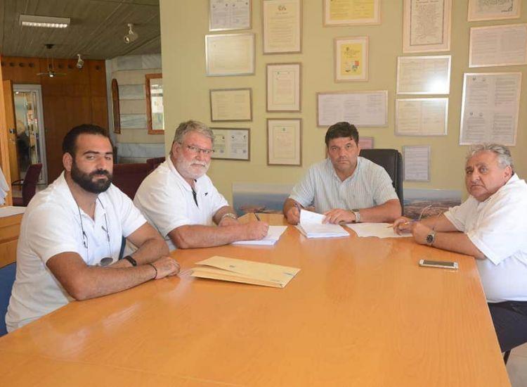 Αγία Νάπα: Υπογραφές για την πεζοδρομοποίηση της περιοχής Κόκκινες