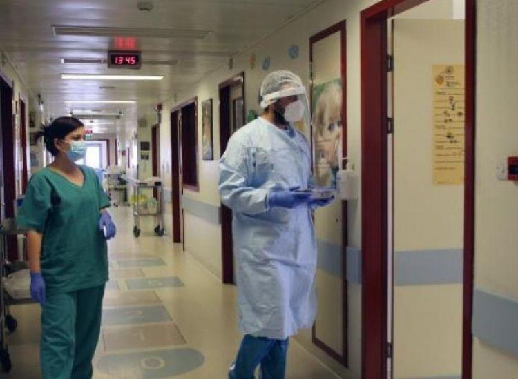 Γ.Ν Αμμοχώστου: Η μάχη με τον κορωνοϊό μέσα από τα μάτια της νοσηλεύτριας Μαρίας Γεωργίου