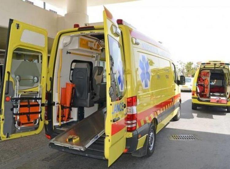 Λιοπέτρι: Tροχαίο ατύχημα στον αυτοκινητόδρομο - Κλειστές οι δύο λωρίδες
