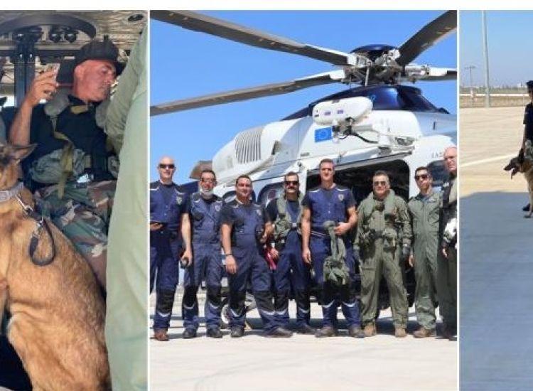 Αναχώρησε η κυπριακή αποστολή, στη μάχη για αναζήτηση επιζώντων στην Βηρυτό (pics&vid)