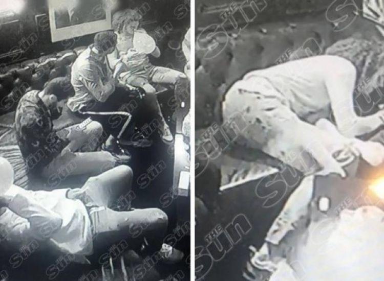 Σάλος στην Αγγλία! Παίκτες της Άρσεναλ ξεσάλωσαν με hippy crack, βότκες, σαμπάνιες και 70 γυναίκες! (vid)