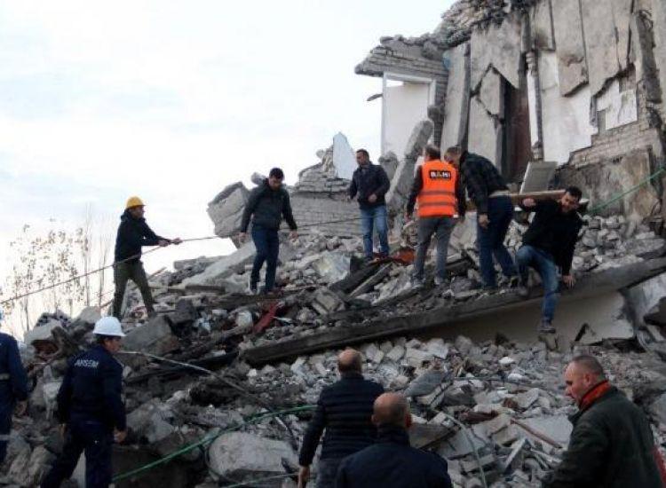 Η Αλβανία μετρά τις πληγές της: 48 νεκροί από τον σεισμό