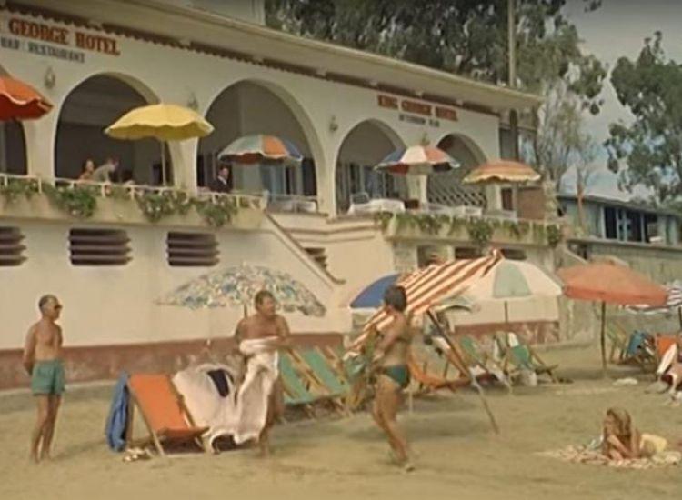 Η παραλία της Αμμοχώστου σε βίντεο της δεκαετίας του '60