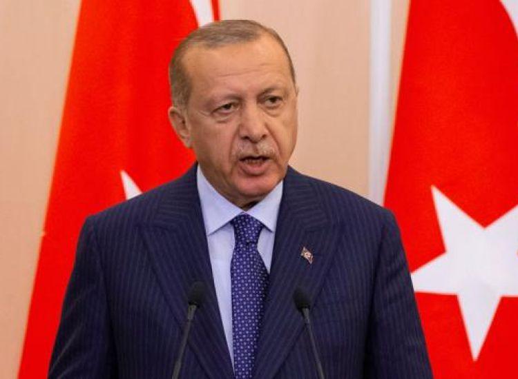 Ερντογάν: Η συμφωνία με Λιβύη στάλθηκε στα Ηνωμένα Έθνη