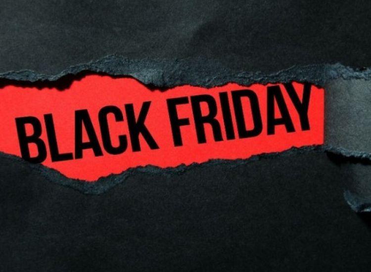 Αντίστροφη μέτρηση για την Black Friday!Σε ρυθμούς προσφορών η παγκόσμια αγορά