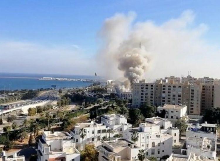 Στρατός του Χαφτάρ: Η Τουρκία θέλει να κατακτήσει τη Λιβύη
