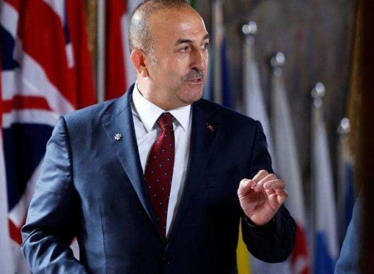 Τσαβούσογλου: Θέλουμε συνεργασία με Iταλία-Ελλάδα στην Ανατολική Μεσόγειο