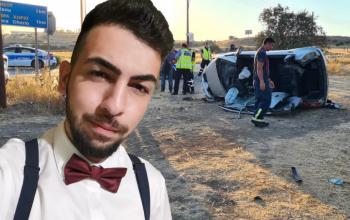 """Κύπρος: Θρήνος για τον χαμό του 22χρονου Ραφαήλ που """"έσβησε"""" σε τροχαίο ατύχημα"""