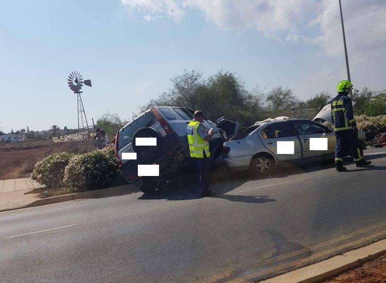 ΕΚΤΑΚΤΟ: Θανατηφόρο δυστύχημα στον Πρωταρά (photos)