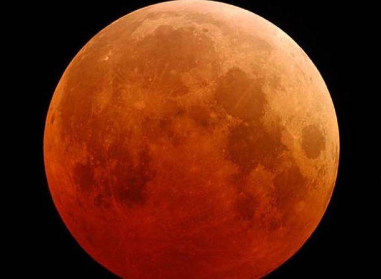 Πλήρως ορατή από την Κύπρο η ολική έκλειψη Σελήνης στις 27 Ιουλίου