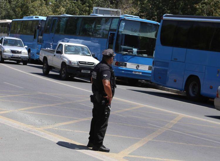 Εκδήλωση διαμαρτυρίας από την ΟΣΕ Αμμοχώστου