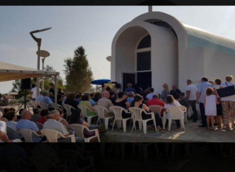 Παραλίμνι: Εορτή του Αγίου Πνεύματος στην Αγία Τριάδα