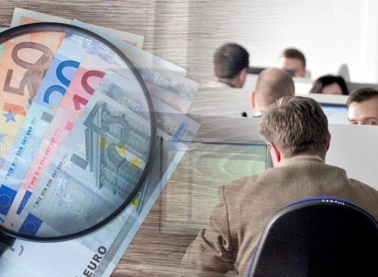 Αύξηση €3 μέσα σε 7 χρόνια στους μέσους μισθούς στην Κύπρο