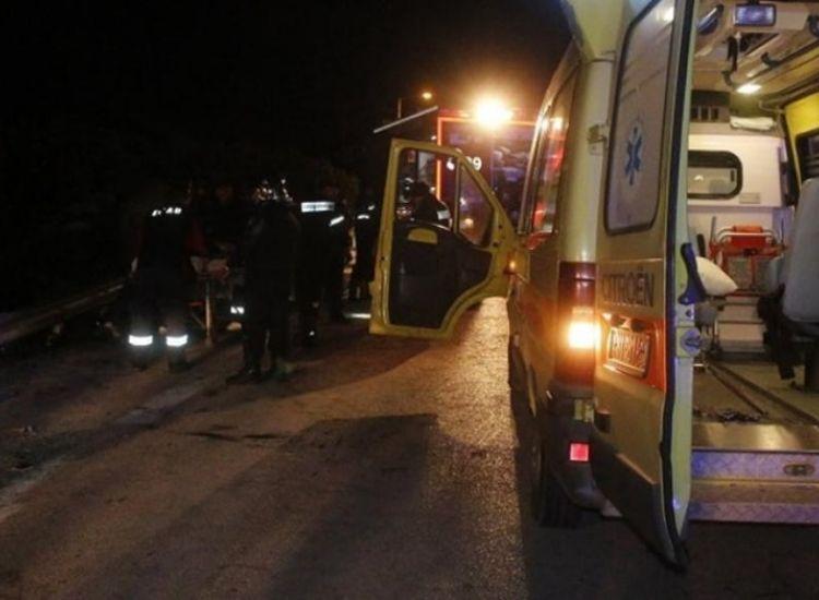 Αυγόρου: «Έσβησε» στην άσφαλτο ο 37χρονος Ματθαίος