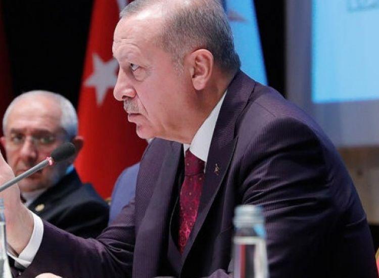 Ερντογάν: «Έλληνας καπετάνιος παρενόχλησε πλοίο μας»
