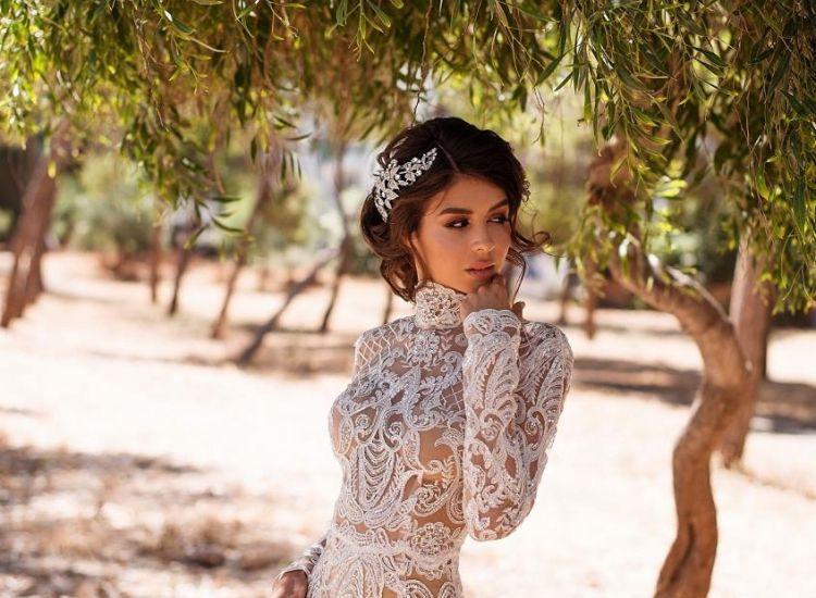 Η νέα συλλογή με νυφικά της Παραλιμνίτισσας Άννας Δωροθέα μόλις κυκλοφόρησε
