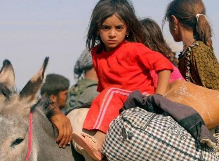 Γερμανίδα μέλος του ISIS άφησε 5χρονη Γιαζίντι να πεθάνει από δίψα