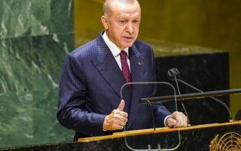 Ερντογάν στον ΟΗΕ: «Άδικο να μιλάει στον ΟΗΕ ο Αναστασιάδης κι όχι ο Τατάρ»