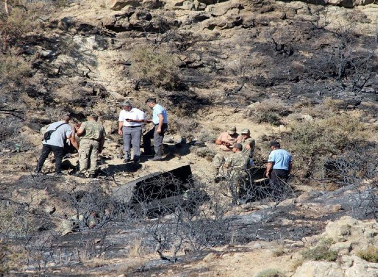 Βρέθηκαν άλλα πέντε κομμάτια του πυραύλου σε Αμμόχωστο και Κυθρέα