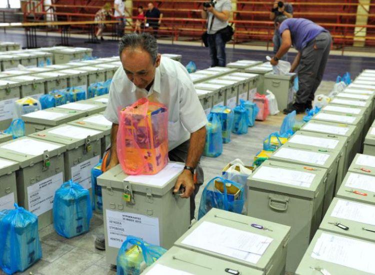 Περιφέρεια Αμμοχώστου: 58 εκλογικά κέντρα στις ευρωεκλογές
