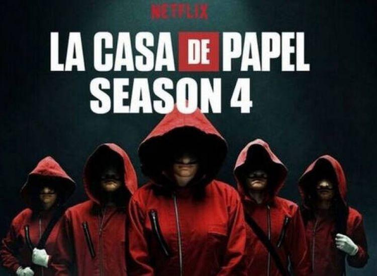 Απίστευτο: Το La Casa De Papel «έριξε» το Netflix