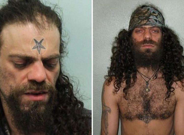 Ο Άγγλοκύπριος σατανιστής που έγινε ανεπιθύμητος από τους συγκρατούμενους του