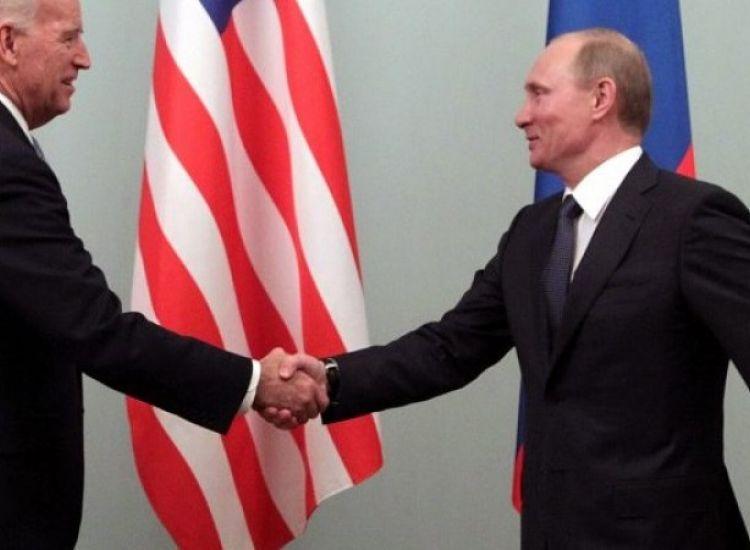 Η απάντηση του Πούτιν στον Μπάιντεν για τον χαρακτηρισμό «φονιάς»