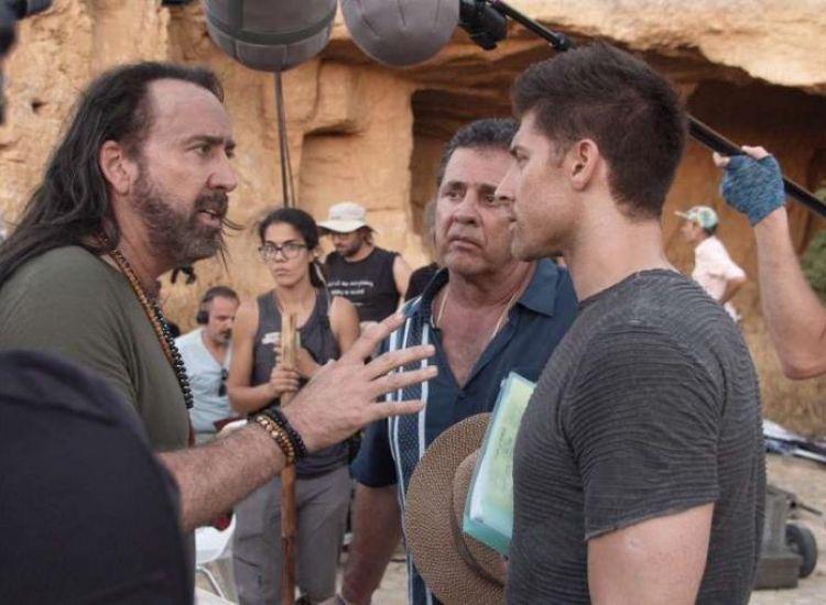 Πρώτη προβολή της ταινίας «Jiu Jitsu» που γυρίστηκε Κύπρο
