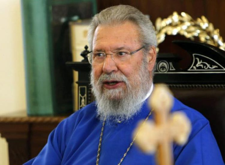 Αρχιεπίσκοπος: Το πάνω χέρι στη ζωή όλων μας το έχει ο Θεός