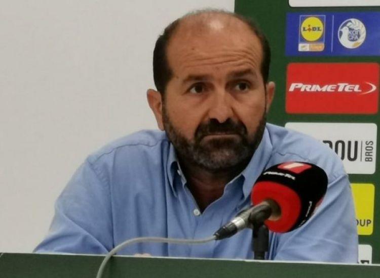Στρατή: «Είμαστε ο στόχος για υποβιβασμό; | Xωράφι το κυπριακό ποδόσφαιρο»