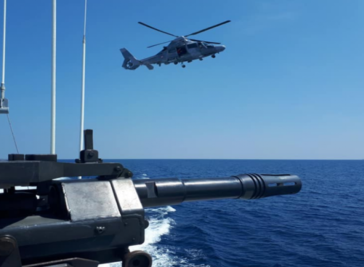 Αρχίζει η διεθνής άσκηση «ΑΡΓΟΝΑΥΤΗΣ 2019» σε θαλάσσιο, εναέριο και χερσαίο χώρο της Κύπρου