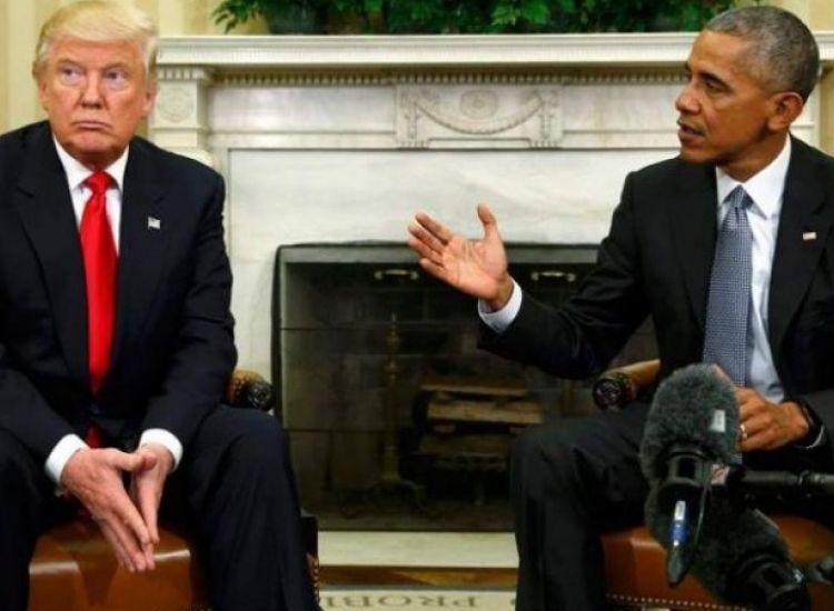 Ο Ομπάμα αφήνει να εννοηθεί ότι ο Τραμπ «αγνόησε τις προειδοποιήσεις»