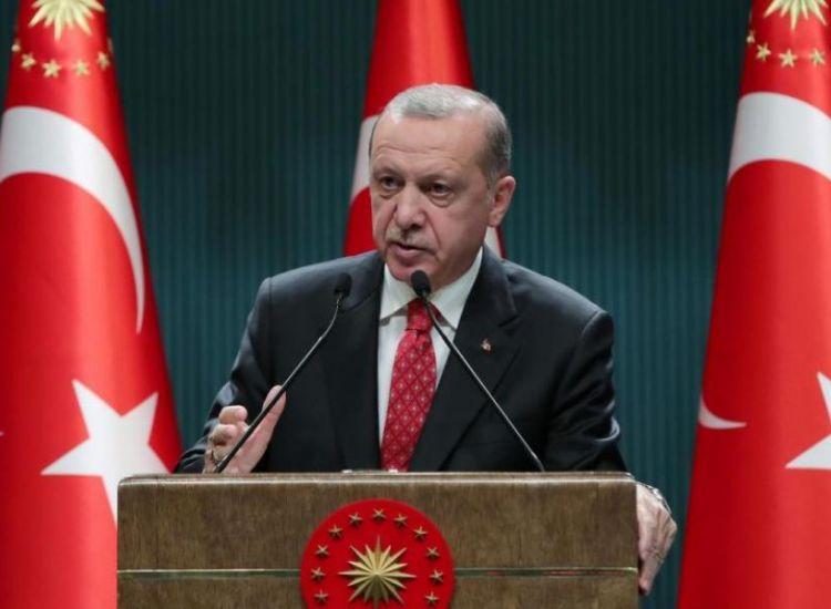 Ερντογάν: «Ο Μωάμεθ ο Πορθητής ήταν ηγέτης και των Ορθοδόξων»
