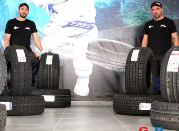 Οι ειδικοί των ελαστικών G&P Racing τώρα και στο Παραλίμνι!