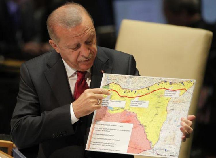 Ερντογάν: Πρώτα ο Αλλάχ! Θα νικήσουμε σε Συρία, Λιβύη, Μεσόγειο