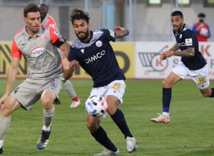 Τα γκολ και οι καλύτερες φάσεις του αγώνα ΕΝΠ - Νέα Σαλαμίνα (3-3)